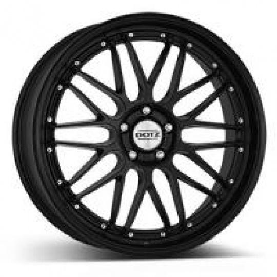 DOTZ Revvo black edt.  5 x 114.30 ET48