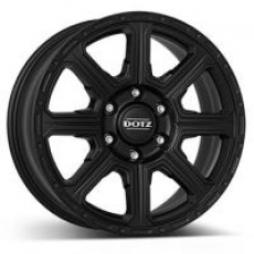 DOTZ 4X4 Kalahari black 8.00 x 18 6 x 139.70 ET35